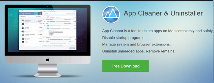 app cleaner and uninstaller