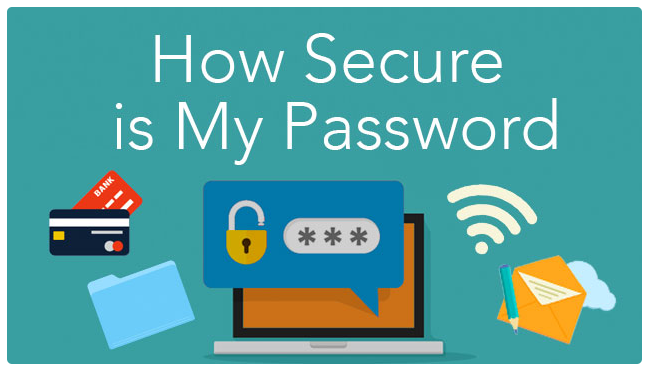 use secure password
