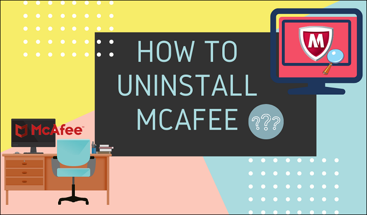 How to uninstall Mcafee