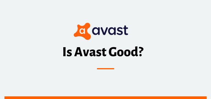 is avast good